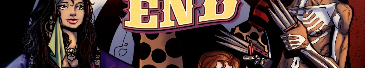 #ComicBook Talk: Show's End- Preview Review