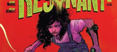 Talking #Comics: Resonant #2 (The Vault Comics)