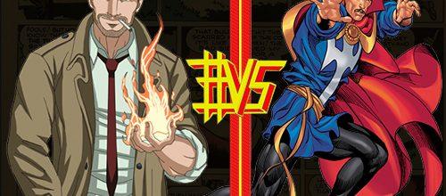 Constantine #VS Dr. Strange