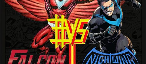 Nightwing #VS Falcon