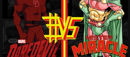 Daredevil #VS Miracle Man