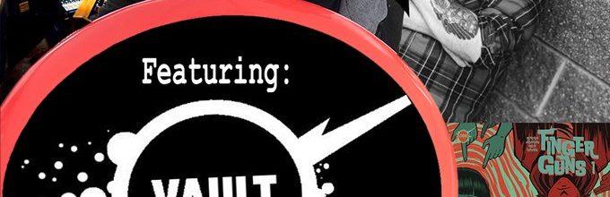 What Happens Next: Justin Richards- Finger Guns