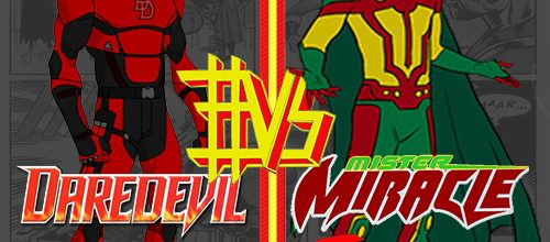 Miracle Man #VS Daredevil Pt. 2