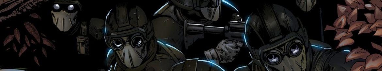 Review: Militia #1 (BlackBox Comics)