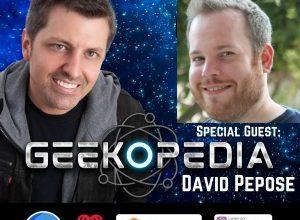 GeekOPedia Podcast: David Pepose (Pt. 2)